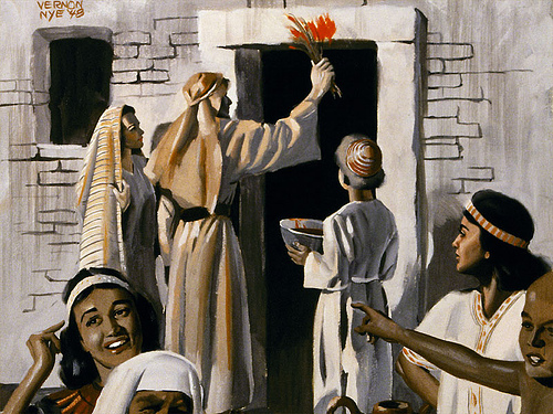 PASSOVER: A Myth Worth Celebrating? « Worldly Perspectives